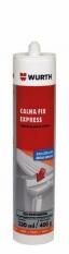 Calha FIX EXPRESS 400g Cinza Wurth