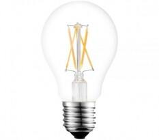 Lâmpada de Led Bulbo Filamento 4W 2700K 127V Brilia
